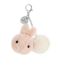 Jellycat 兔子包包挂件 钥匙扣 7cm KUT4BBC