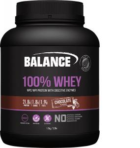 Balance 纯乳清蛋白粉 - 巧克力味 1.5kg 保质期至21.03