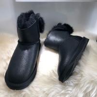 【澳洲直邮包邮】UGG 珍珠貂皮蝴蝶结雪地靴