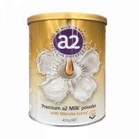 【最划算】A2 白金版 麦卢卡蜂蜜奶粉 400g 保质期至19.08