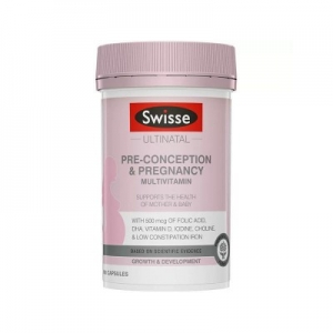 Swisse 孕妇复合维生素 60片 保质期至20.09