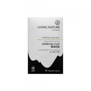 Living Nature 深层滋养木炭黏土面膜 10*5ml