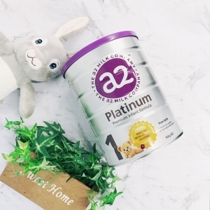 【国内现货包邮】A2 PLATINUM 铂金 1段 (新版)*1罐    2021.7