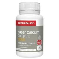 【最划算】Nutralife 纽乐 超级钙片 60粒 保质期至19.11