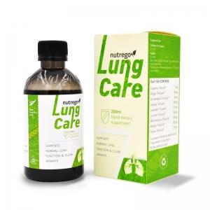 【最划算】Nutrego 纯天然草本清肺液 200ml 保质期至19.10