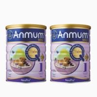 【新西兰直邮包邮】Anmum 安满1段 (2罐装) 保质期至2021年3月