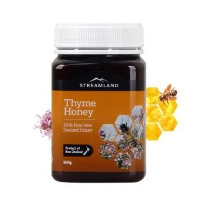 Streamland 百里香蜂蜜 500g 保质期至22.03