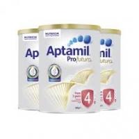 【澳洲直邮包邮】Aptamil 爱他美 铂金 4段 *3罐  参考日期21.8