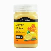 【澳洲直邮*最划算】Streamland 柠檬蜜 500g 参考日期20.12