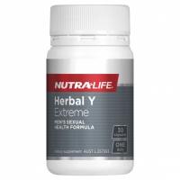 Nutralife 纽乐 肾护卫 30粒 -Herbal Y 保质期至22.08